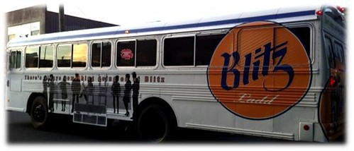 Blitz Party Bus
