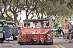 No Dough Bus Show - 5 (Jacob Tompkins | Worked Photography) Tags: auto show school orange bus car vw port bug volkswagen square back nikon florida no dough thing beetle 11 fl daytona busses dropped ld slammed vdub 2011 d90 ndbs