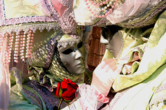 I Adore You my Love (Reflections)-Venice Carnival 2011 (Virginia Caputo ) Tags: top20colorpix top20colorpix20