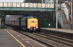 "55022 ""Royal Scots Grey"", Leyland 04-03-11 (Tin Wis Vin) Tags: railtour railways leyland locos deltic 55022"