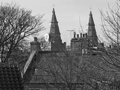 Cathedral Spires (Rosa Alba Macdonald) Tags: heritage scotland spires aberdeen listedbuildings oldaberdeen