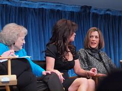 Valerie Bertinelli, Betty White & Wendie Malick PaleyFest 11