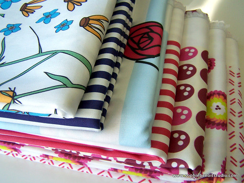 My Spring/Summer 2011 Fabric Designs