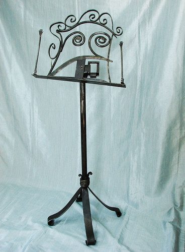 "Music Stand • <a style=""font-size:0.8em;"" href=""http://www.flickr.com/photos/35386275@N08/5514995710/"" target=""_blank"">View on Flickr</a>"
