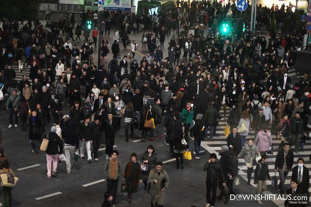 Downshift Shibuya 44