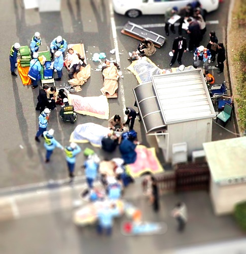 Japanese Tsunami Victims