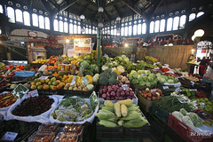 Mercado Central de Santiago (rbpdesigner) Tags: chile santiago food slr southamerica frutas verduras vegetables fruit amer