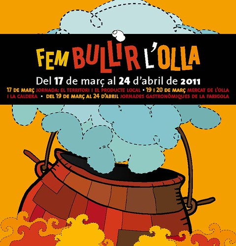 Fira FEM BULLIR L'OLLA by rcarbonellcreaciones