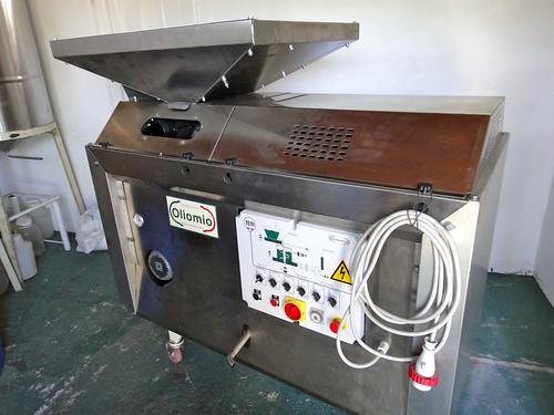 Olive Oil Machine