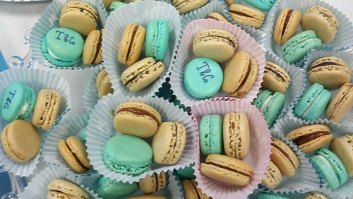 Breakfast at Tiffany's Macarons