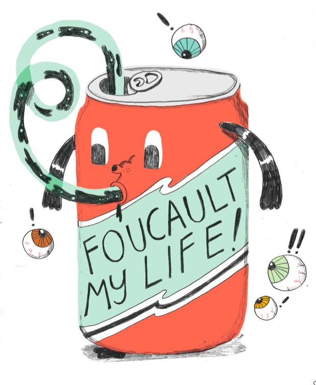 FOUCAULT my LIFE!