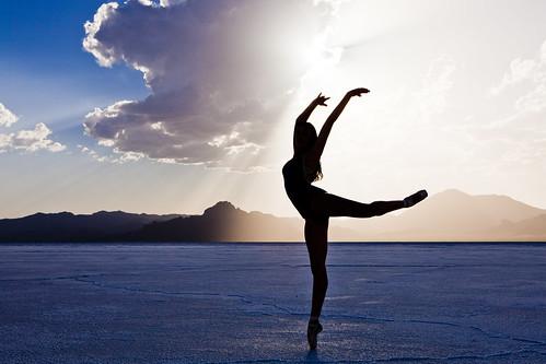 Salt Flats Dance
