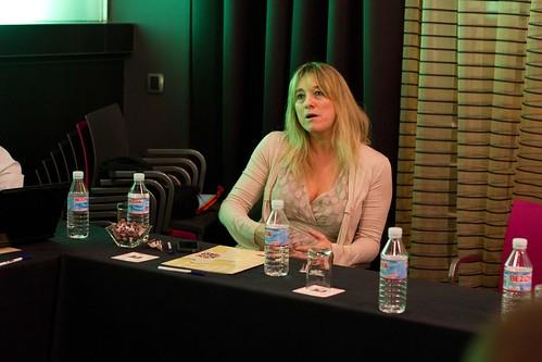 Maite Goñi en Kfé Innovación #kfe03 #Getxo