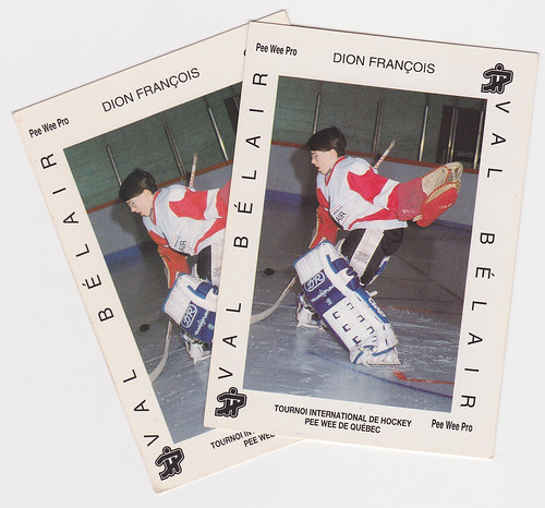 Pee-Wee - Francois Dion - Front