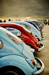 Colourful VW Beetles rear (|||*Sue*||| perishableperspectives) Tags: old sky hot cute sexy classic cars colors car metal vw club clouds vintage reflections volkswagen cool interesting nikon shiny pretty colours shine good antique edited rear wheels beetle polish malta voiture racing retro motors vehicles chrome german beatle sweets beatles machines maltese beetles tyres condition d5000 paqpaqli