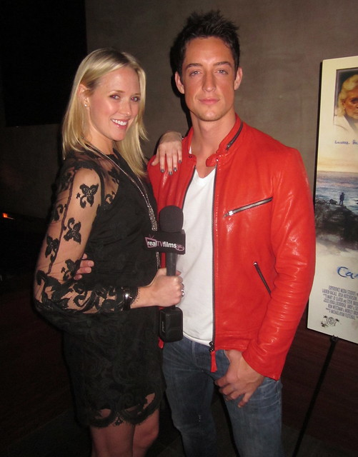 Haely White, Justin Price, Carmel By The Sea Film, After Party Eden Hollywood