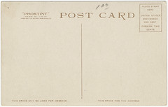 State House.  Boston, Mass. (back) (State Library of Massachusetts) Tags: postcards bostonmassachusetts massachusettsstatehouse bostonpostcards vintagepostcards detroitpublishingcompany early20thcenturypostcards statehouseviews