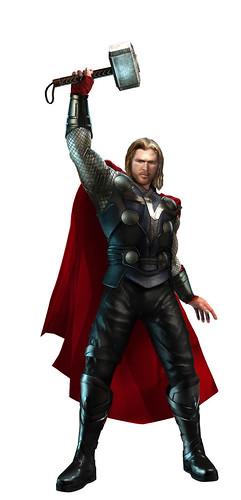 Thor Next Gen Character Render