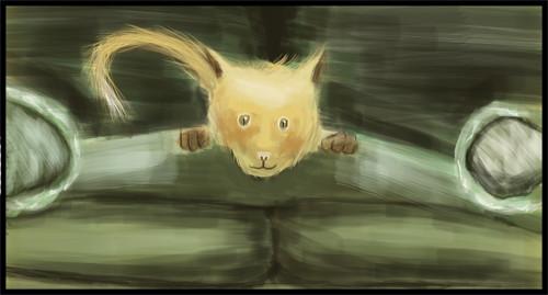 Mwolfe speed paint