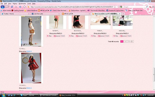 Chee Li Kee at Coconini.com