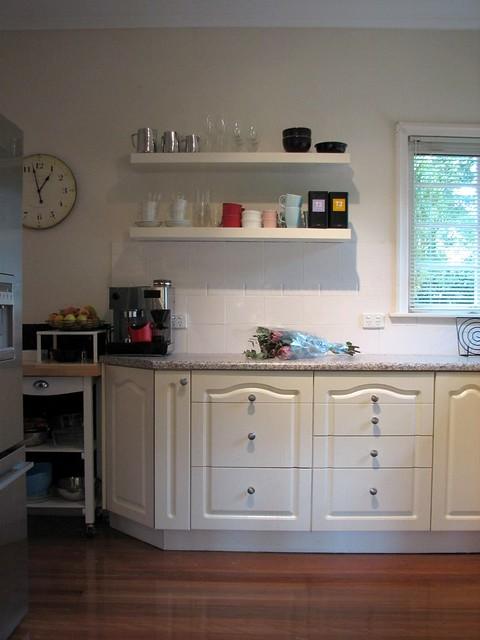 DIY kitchen make over