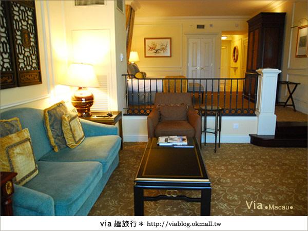 【澳門住宿】澳門威尼斯人酒店~享受奢華的住宿風格!19