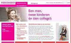 Work4women: uitzendbureau voor Margriet-lezeressen