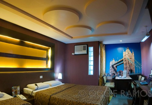 Baguio - Eurotel Suite