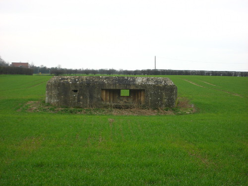 Pill box at Wendens Ambo