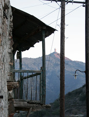 (-Filippos-) Tags: old mountains abandoned wooden village balcony cyprus 2009 kypros  lazania   kionia      tzionia
