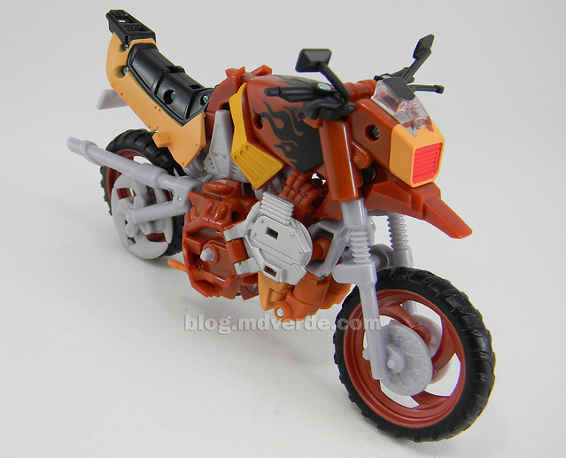 Transformers Wreck-Gar Reveal the Shield Deluxe - modo alterno