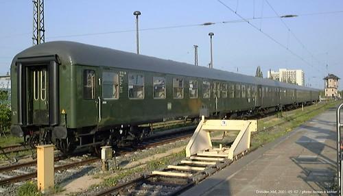 German heritage carriage