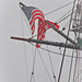 Old Glory on the USS Constitution-2707