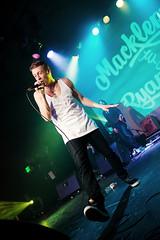 Macklemore (Greg Nissen) Tags: seattle music west sol 35mm canon photography concert dj greg market ryan mark f14 north lewis 85mm sigma nat ii physics 5d showbox hip hop rap thig nissen grieves budo f14l macklemore nphared