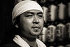 Once upon a time in Japan VII (manganite) Tags: street portrait people bw white man black men monochrome japan closeup sepia geotagged tokyo blackwhite nikon asia warm tl iso400 candid streetphotography style f10 fixed d200 nikkor toned lightroom nikond200 18200mmf3556 manganite 1350sec geo:lat=35694441 date:year=2006 geo:lon=139744729 date:day=15 format:ratio=32 format:orientation=landscape date:month=juli 1350secatf10