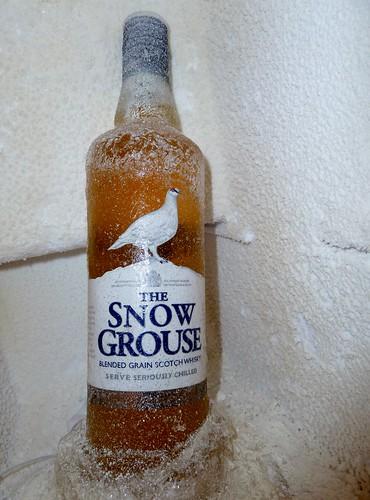 Snow Grouse Grain Whisky