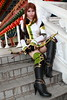 IMG_2136 (valiant ho) Tags: china canon temple costume cosplay outdoor oriental cosplayers zhugeliang protraiture yueying eos7d dynastywarrior6