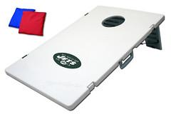 New York Jets TailGate Toss 2.0 Plastic Cornhole Boards