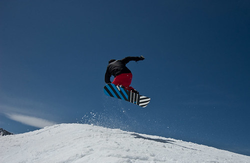 207/365 Lo divertido del Snowboard