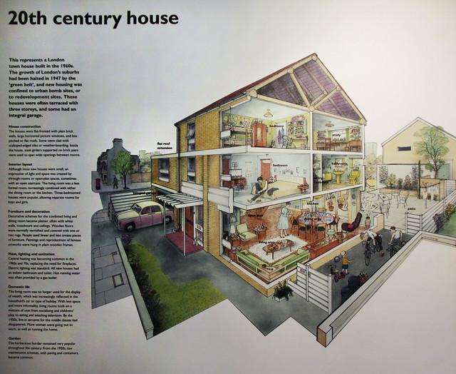 20th century house