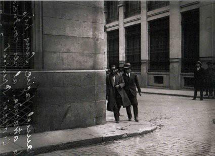 11c30 Madrid 1932 Detención Manuel Yagüe Archivo Alfonso Libro Carlos García Alix baja