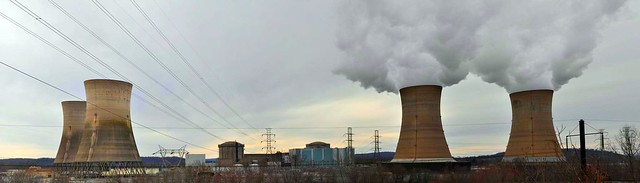 Three Mile Island Nuclear Power Plant