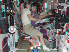 With Alex, rehearsing ATV-2 docking procedures in Zvezda (magisstra) Tags: 3d astronauts iss esa zvezda internationalspacestation europeanspaceagency paolonespoli expedition26 expedition27 aleksandrkaleri