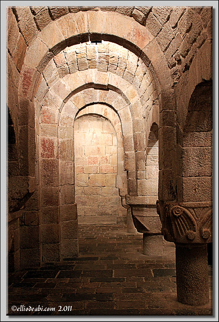 7 Monasterio de Leire