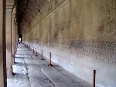 Angkor Wat ~ Bas Relief