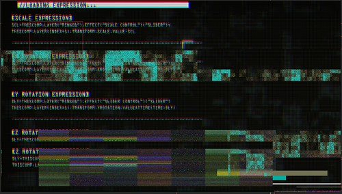 Glitch Effect Project Screen Cap 02
