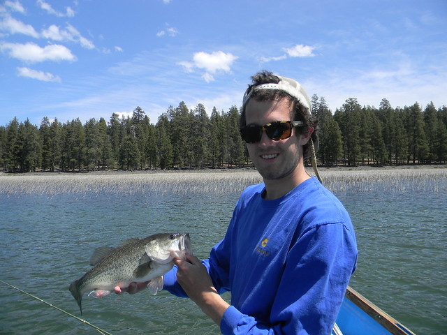 fly fishing for bass in oregon
