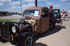 Rat Rod (photo_maan) Tags: ks vintage rebuilt antique event carshow customcars kansas refurbished cars ratrod car classic hotrod streetrod