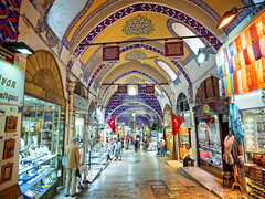 Grand Bazaar, Istanbul, Turkey (CamelKW) Tags: grandbazaar istanbul turkey turkey2016