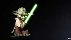 Yoda (knaki63) Tags: d750 nikon50mmf14 50mmf14 star wars yoda